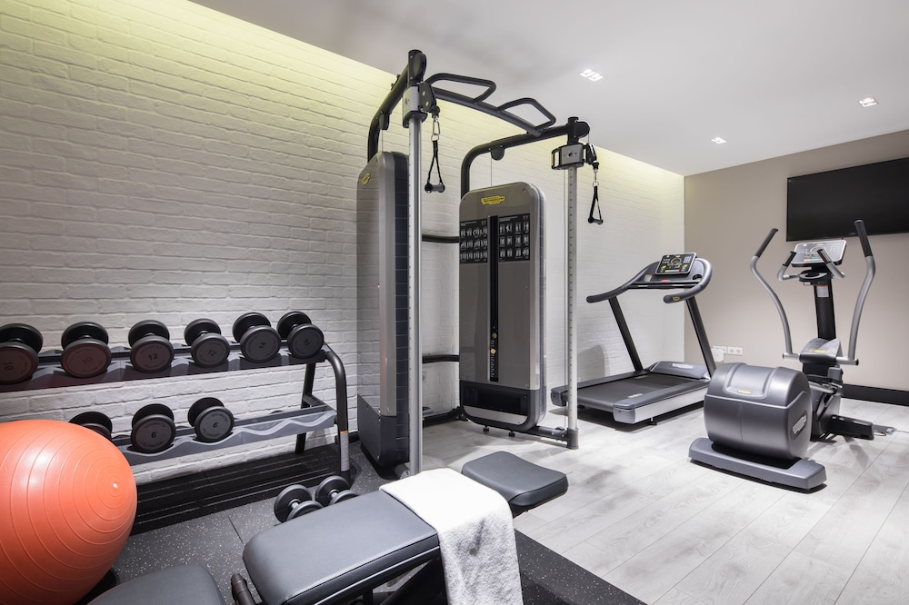 Gym, The Lumiares Hotel & Spa - Small Luxury Hotels Of The World