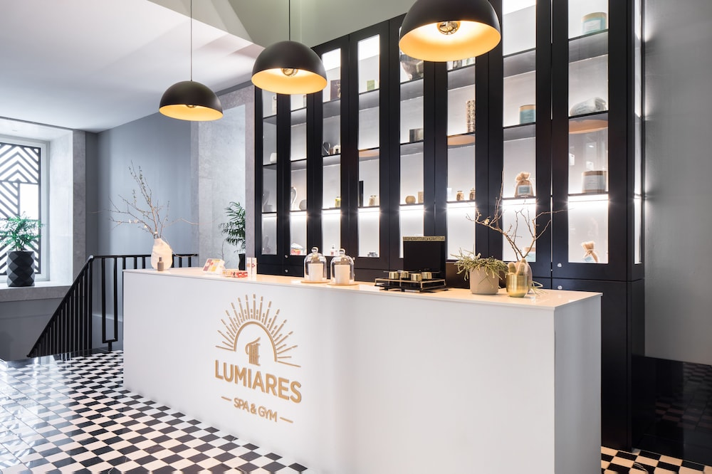 Spa, The Lumiares Hotel & Spa - Small Luxury Hotels Of The World