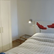Apartment in Madrid With Internet, Air Conditioning, Washing Machine