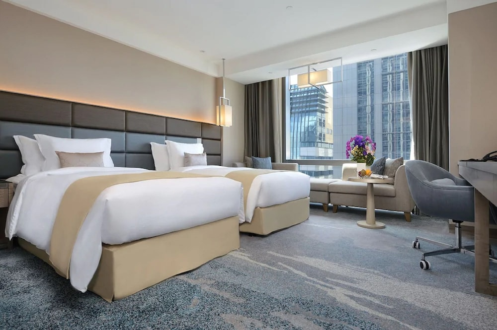 Room, Caesar Park Hotel Banqiao