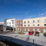 Fairfield Inn & Suites by Marriott Detroit Chesterfield