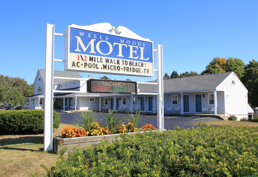 Front of Property, WELLS-MOODY MOTEL