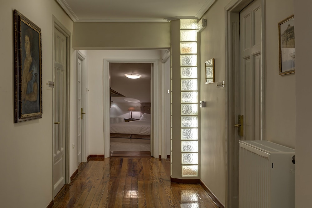 Hallway, Home & Poetry