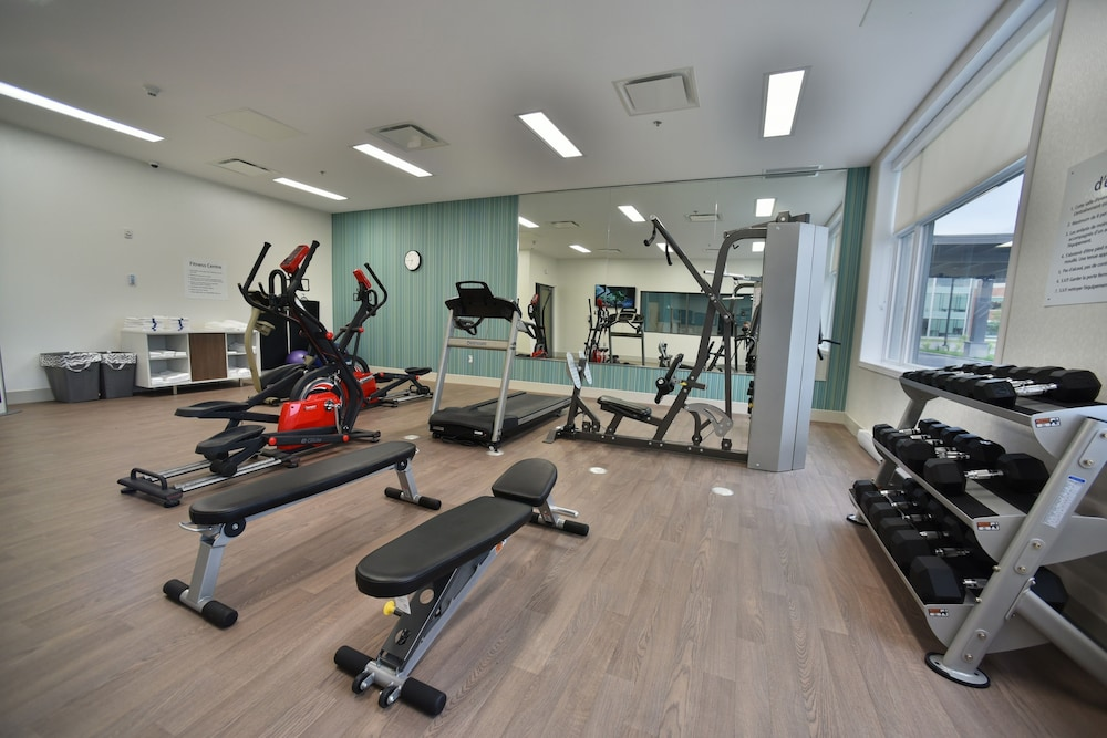Fitness Facility, Holiday Inn Express & Suites - Gatineau - Ottawa, an IHG Hotel