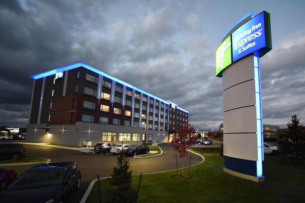 Exterior, Holiday Inn Express & Suites - Gatineau - Ottawa, an IHG Hotel