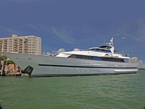 Great Place to stay Salt Dancer Mega Yacht Vacation near Fort Pierce