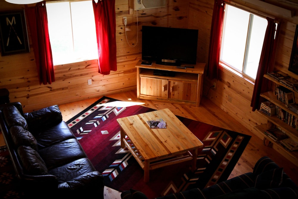 Living Room, Cole Cabins