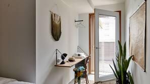 Minibar, cassaforte in camera, una scrivania, insonorizzazione