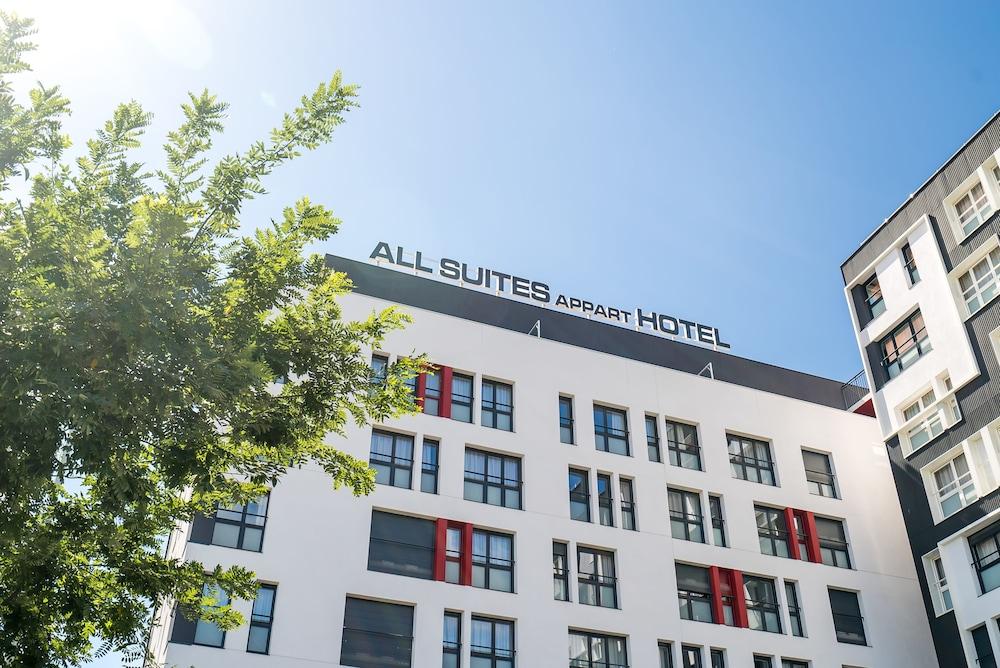All suites appart hotel choisy le roi deals reviews for Appart hotel 0 paris