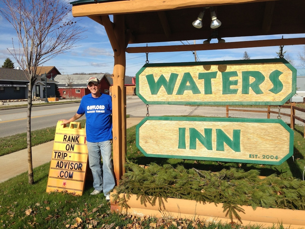 Featured Image, The Waters Inn