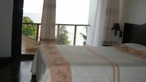 In-room safe, desk, soundproofing, free cribs/infant beds