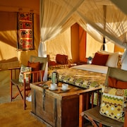 Kenzan Tented Camp