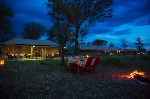 Kenzan Mara Tented Camp
