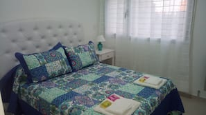 Iron/ironing board, free cribs/infant beds, rollaway beds, free WiFi