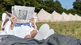 The Grand Folly Hotel - Glamping - Chichester Hotels