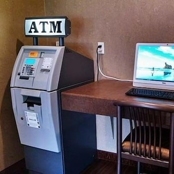 ATM/Banking On site, Chieftain Conference Center