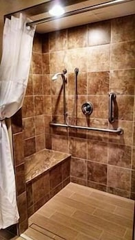 Bathroom Shower, Chieftain Conference Center
