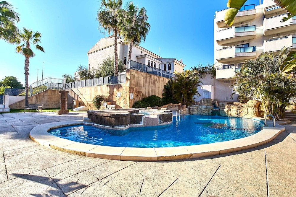 Outdoor Pool, Espanhouse La Zenia 109