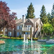 Global Luxury Suites in the heart of San Ramon