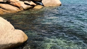 Beach nearby, snorkelling