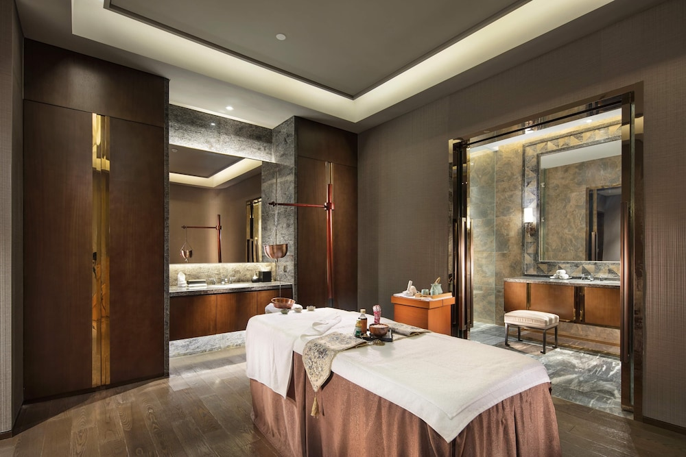 Spa, Grand Bay Hotel Beijing