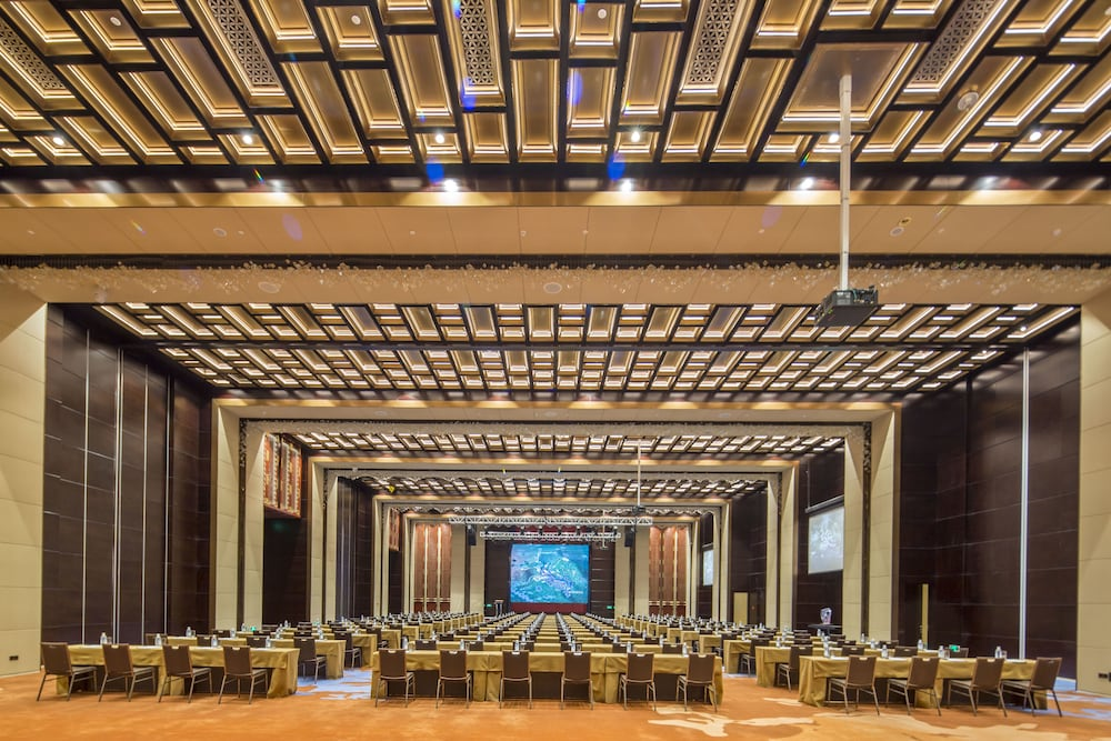 Meeting Facility, Grand Bay Hotel Beijing