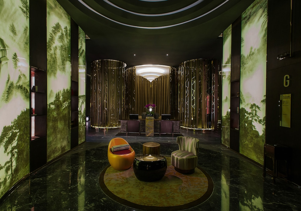 Interior, Grand Bay Hotel Beijing
