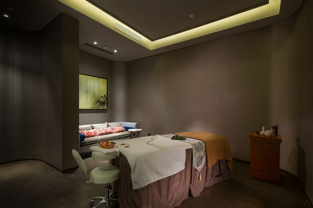 Spa Treatment, Grand Bay Hotel Beijing