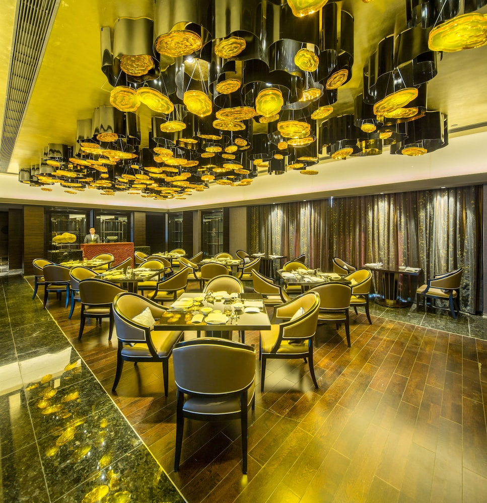 Restaurant, Grand Bay Hotel Beijing