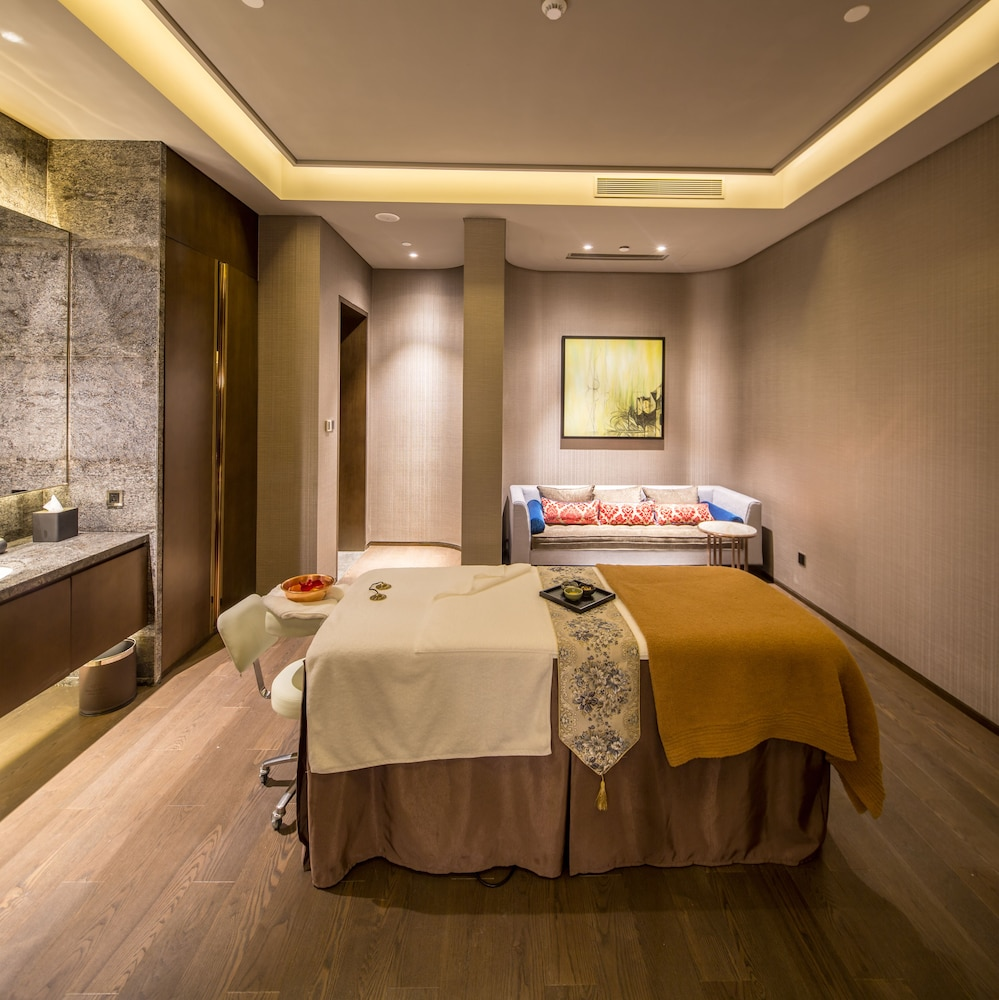Treatment Room, Grand Bay Hotel Beijing