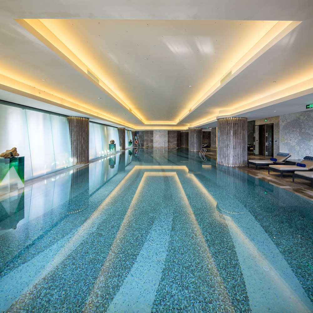 Indoor Pool, Grand Bay Hotel Beijing
