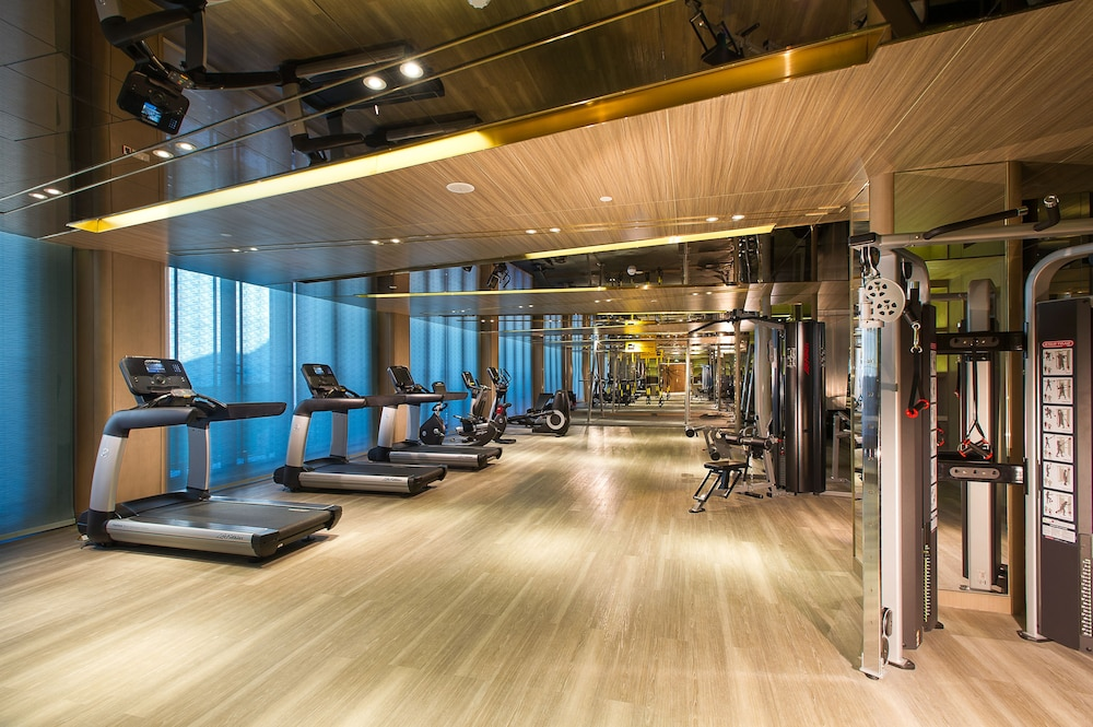 Fitness Facility, Grand Bay Hotel Beijing