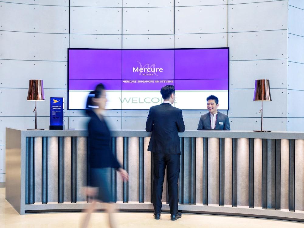Mercure Singapore On Stevens (Singapore) – 2019 Hotel Prices