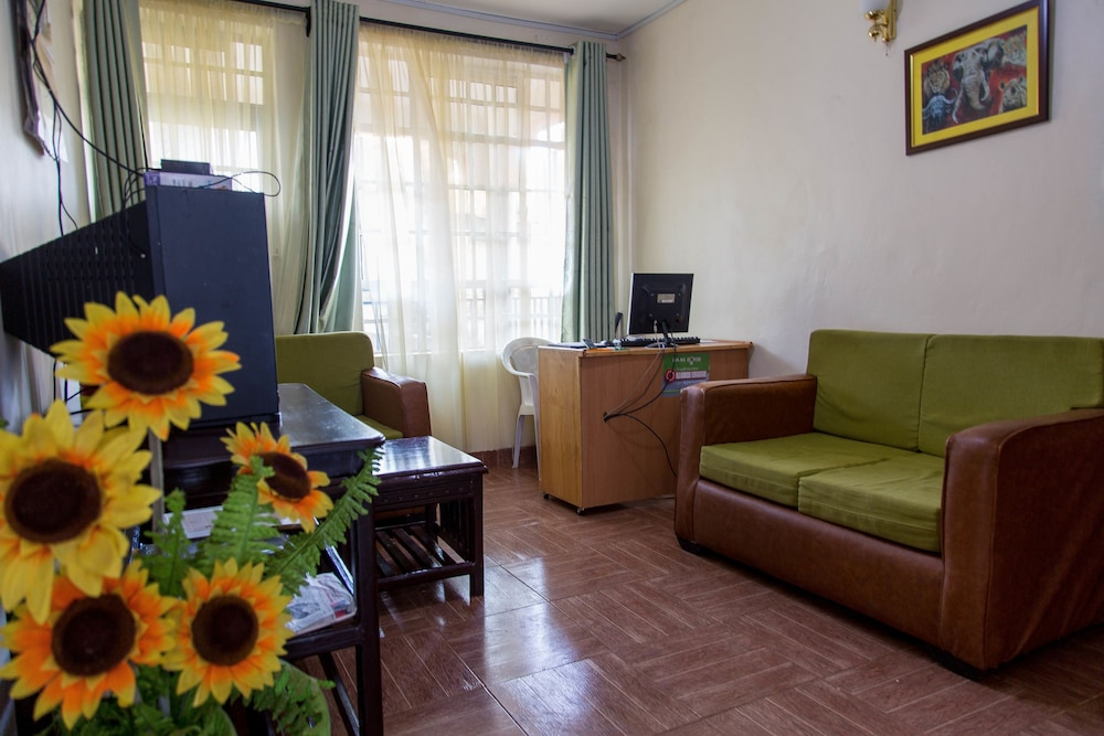 Living Area, Kuniville Guest House