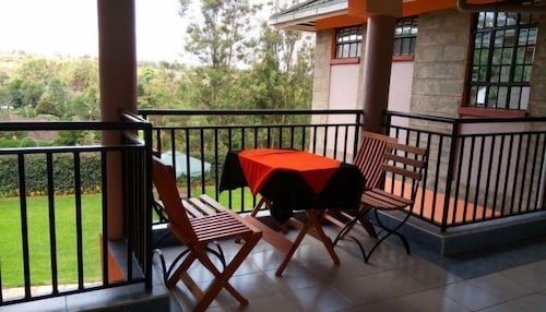 Terrace/Patio, Kuniville Guest House