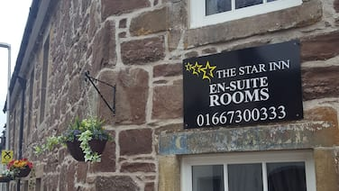 The Star Inn Rooms
