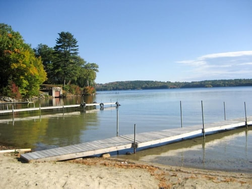 Check Expedia for Availability of Lake Winnisquam - Beach Access - 101 - 3 Br home by RedAwning