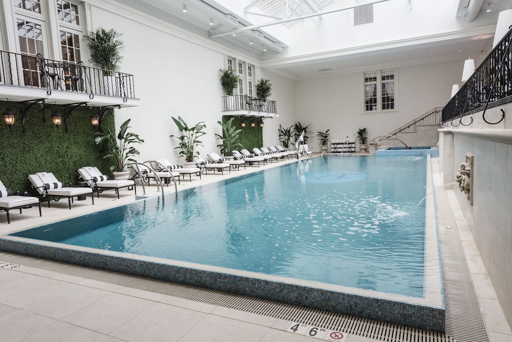 Indoor Pool, The Cavalier Virginia Beach, Autograph Collection