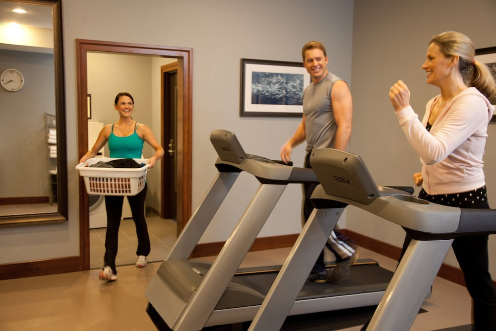 Fitness Facility, Staybridge Suites Pittsburgh-Cranberry Township