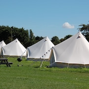 Mousley House Farm Camping & Glamping