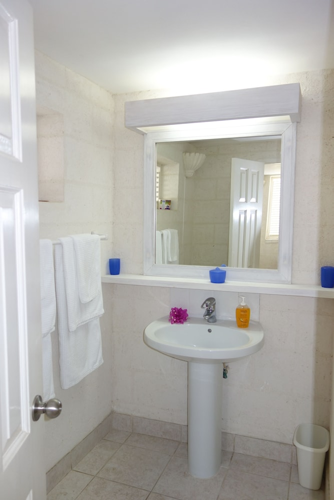 Bathroom Sink, Inchcape Seaside Villas