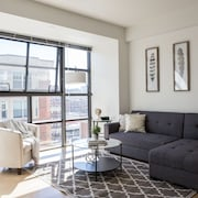 Sleek 1BR in Fenway by Sonder