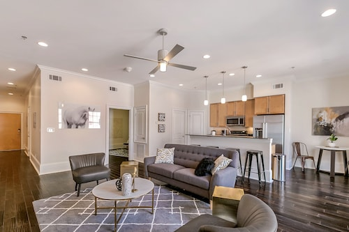 Check Expedia for Availability of Airy 1BR in C.B.D. by Sonder