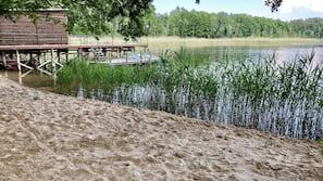 In Strandnähe, Sporttauchen, Rudern/Kanufahren, Angeln