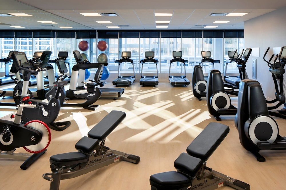 Fitness Facility, Le Meridien Houston Downtown