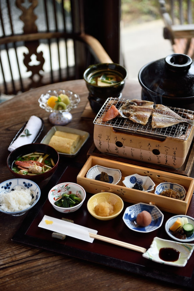 Breakfast Meal, RYOKAN KURASHIKI
