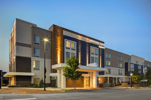 SpringHill Suites by Marriott Kansas City Lenexa City Center