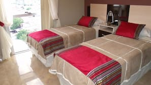 In-room safe, individually furnished, free cribs/infant beds, free WiFi