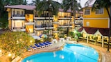 Treebo Santiago Beach Resort - Baga Hotels