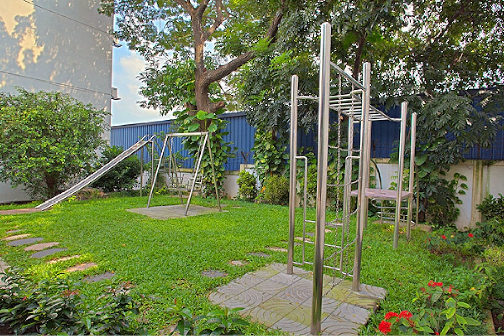 Children's Play Area - Outdoor, BRAC-CDM Savar